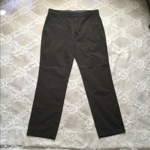 Gap Khakis Tailored Straight Fit Pants Size 29/30